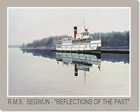 Reflections of the Past - By Wayne Mondok
